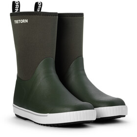 Tretorn Wings Neo Rubber Boots forest green
